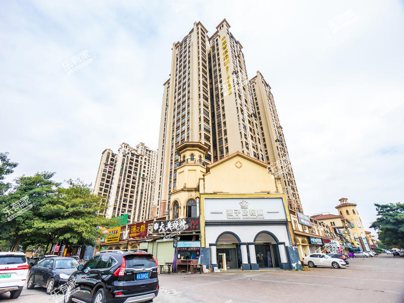 中惠香樟绿洲实景图