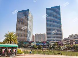 厚街万达广场公寓实景图
