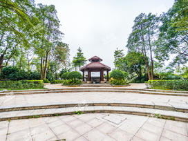 金地博登湖实景图