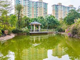 隆福花园实景图