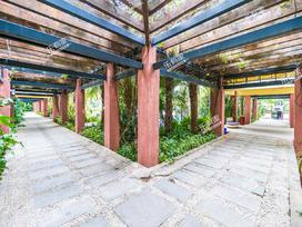 金海怡景花园实景图