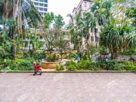 东港城实景图