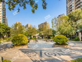 碧桂园鼎峰城市花园实景图