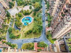 康城假日花园实景图