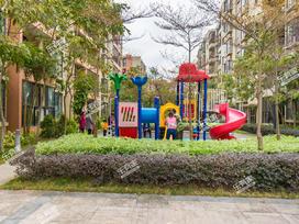 西江月花园实景图
