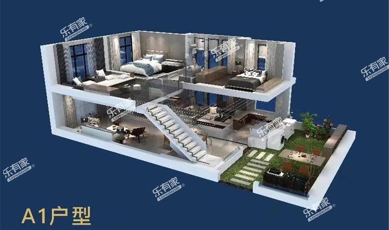 山水江南花园商业项目3839838
