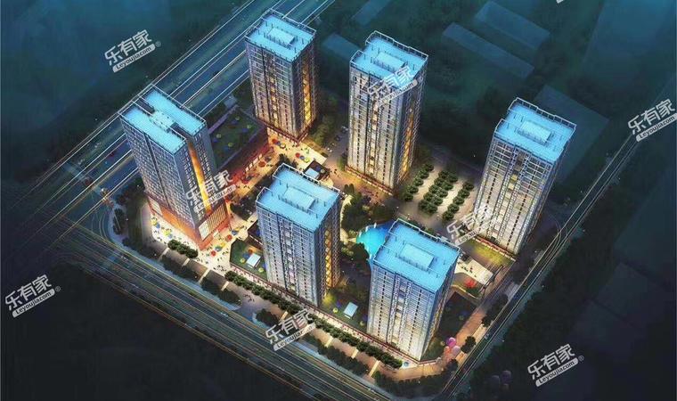 山水江南花园商业项目56468486