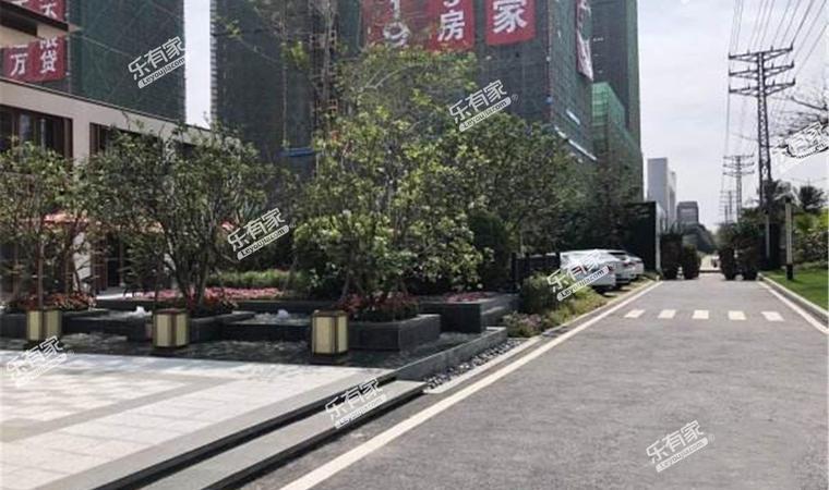 山水江南花园商业项目54456
