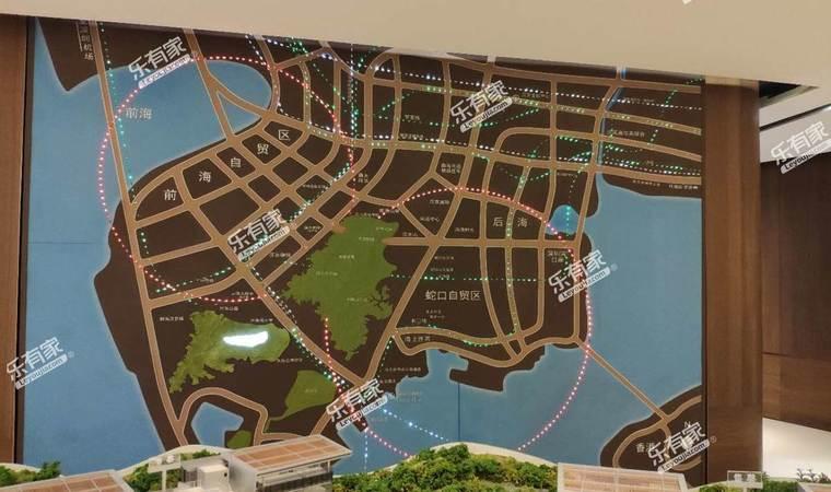 汉京半山公馆规划