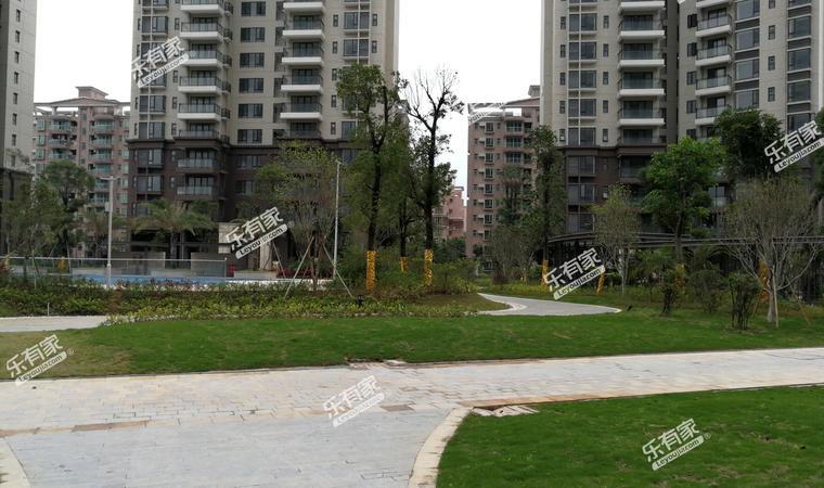 《华翠花园》小区实景图4