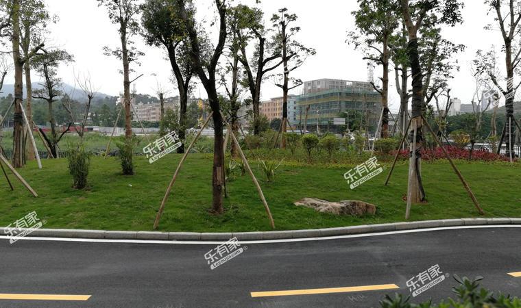 《华翠花园》小区实景图6