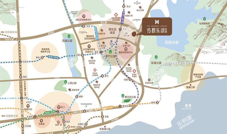 传麒东湖名苑位置图