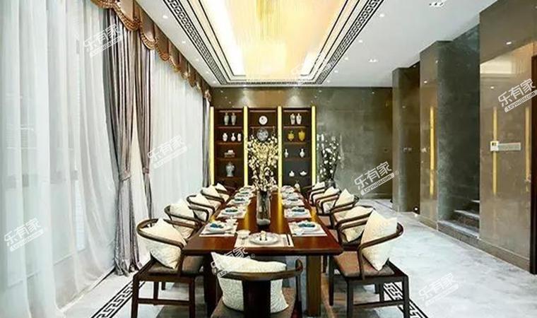银湖山庄五期餐厅