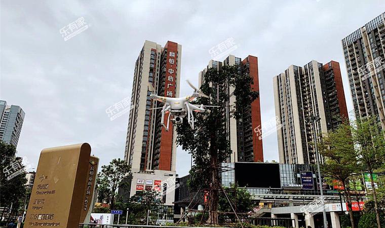 东城中心花园实景图1
