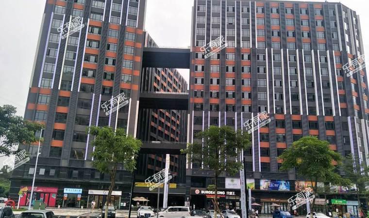 远洋天骄广场商业外景图