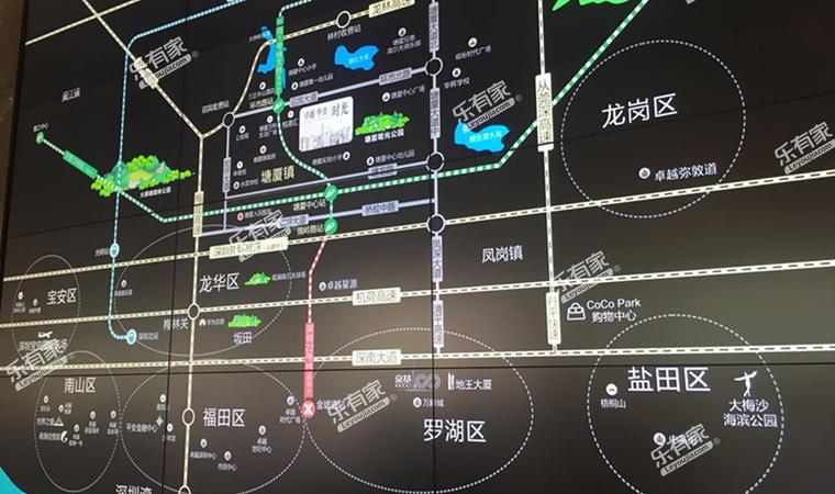汇华商业中心位置图
