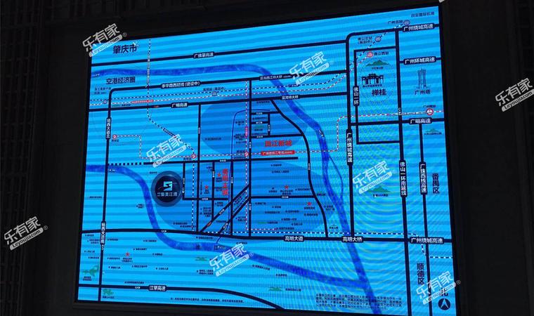 美湾家园位置图2