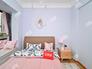 裕龙君汇二期77平样板房卧室2