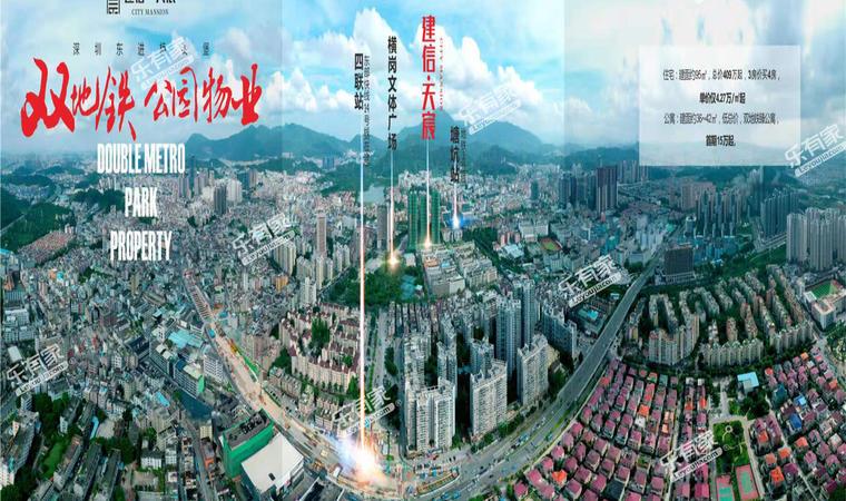 建信天宸全景图