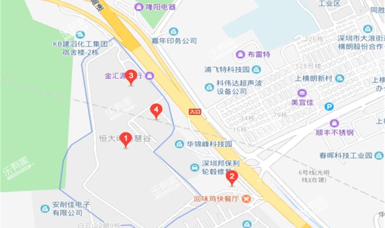 恒大时尚慧谷大厦01