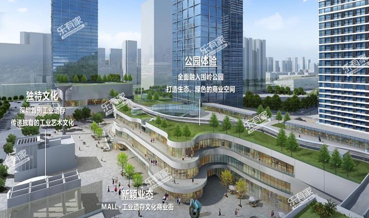 悦彩城商业