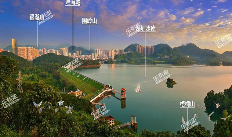 悦彩城实景2