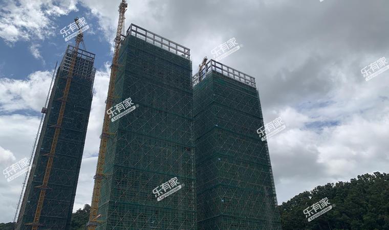 悦彩城实景图2