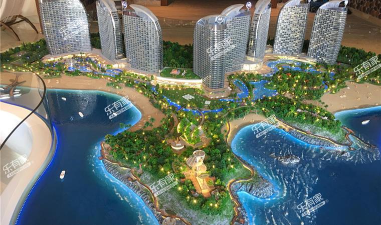 东山海岸度假园效果图3