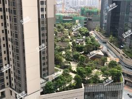 鸿荣源壹成中心花园5区实景图