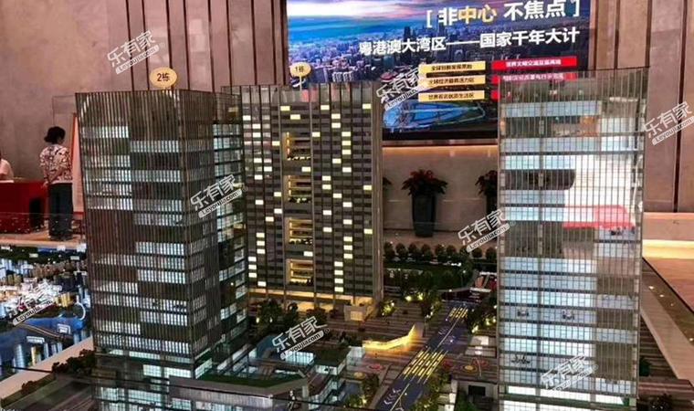 九方广场实景图4