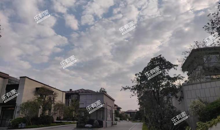 星汇翠峰实景图10