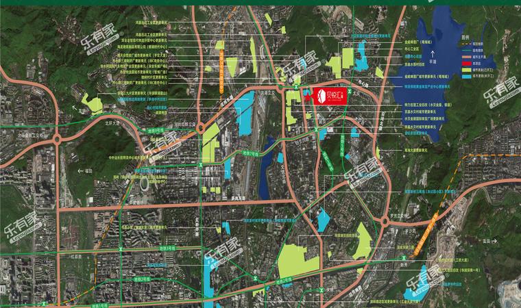 泰丰贝悦汇位置图1