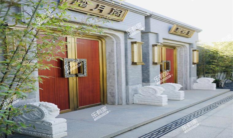 世茂泰禾广州院子实景图5
