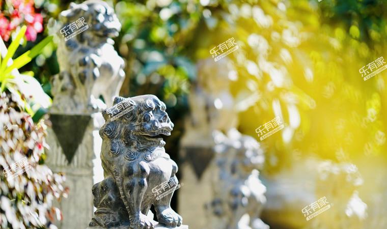 世茂泰禾广州院子实景图8