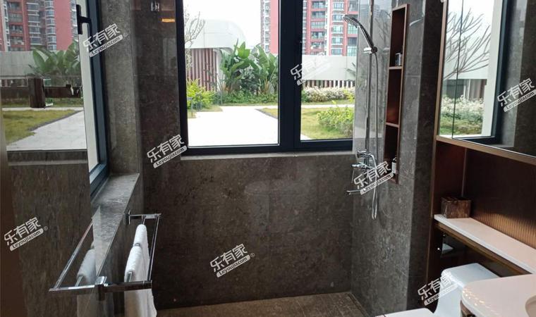 君华天第家园洗手间1