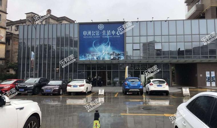 中洲嘉兴大厦实景图2