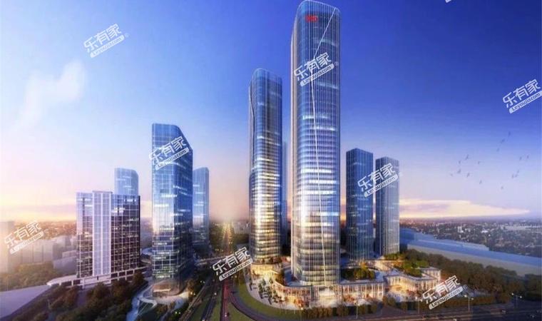 华联城市中心效果图1