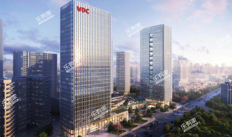 华联城市中心效果图2