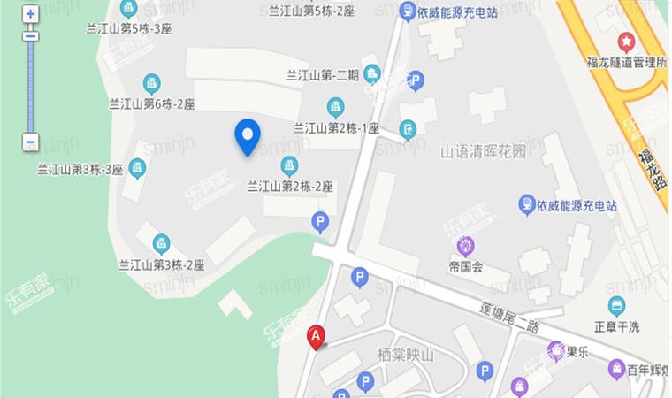 兰江山第位置图1