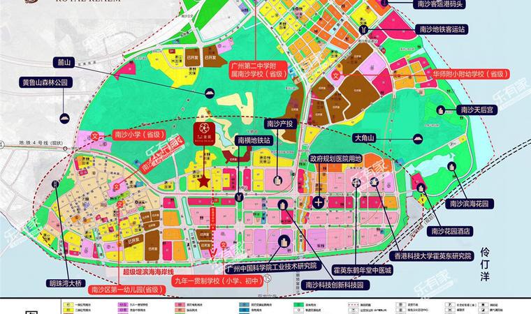 景业东湖洲豪园效果图5