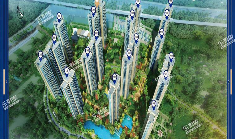 锦绣海湾城效果图3