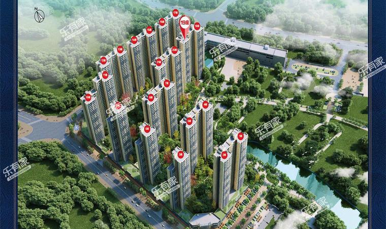 锦绣海湾城效果图2