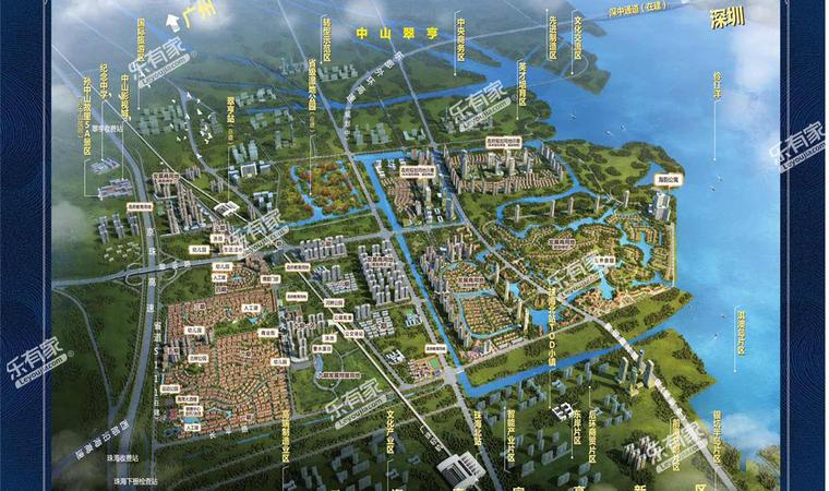 锦绣海湾城效果图1