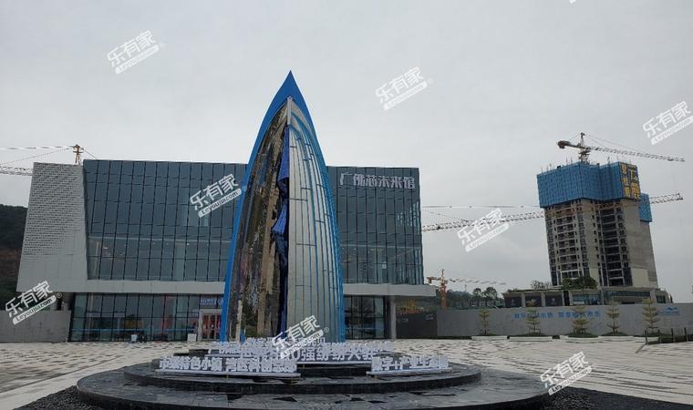智领商业广场实景图5