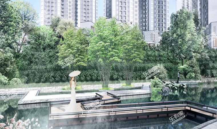 佳兆业东江熙园平面图1