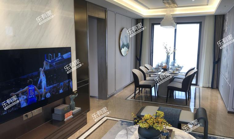佳兆业东江熙园客厅2