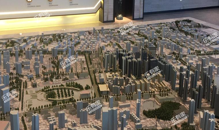万科星城实景图2