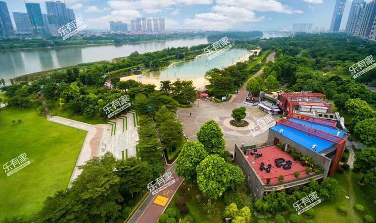 天瑾广场实景图2