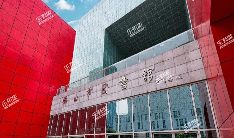 天瑾广场实景图4