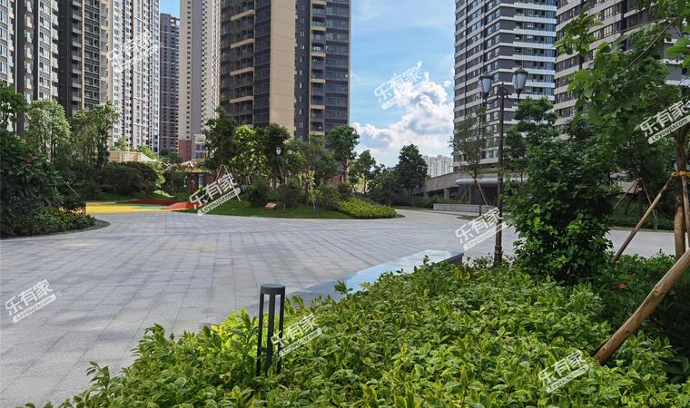 今日香沙御景园实景6